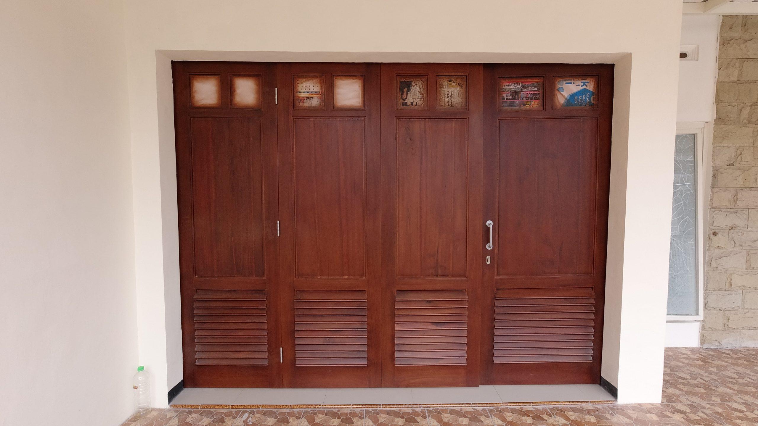 rel pintu garasi sidoarjo